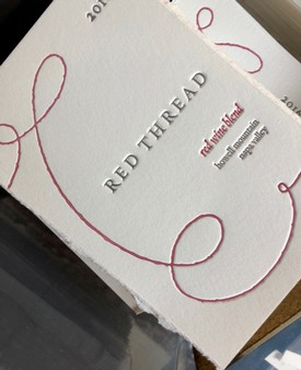 2019 Red Thread Wines Release party Image