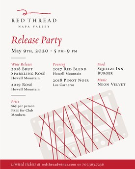 2020 Red Thread Release Party