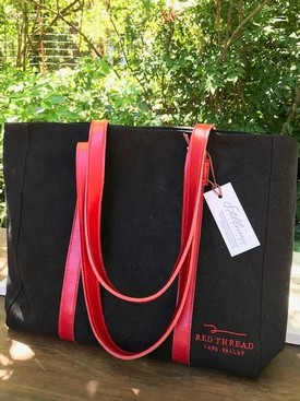 Red Thread Wine - Custom Calistoga Bag