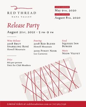2021 Red Thread Release Party
