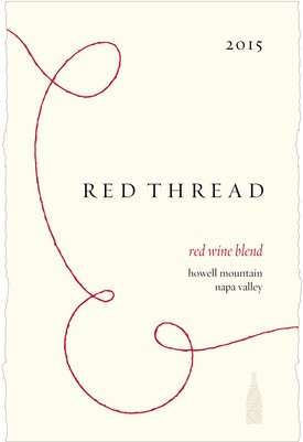 2015 Red Thread Wine - Red Blend